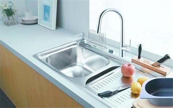 厨房水槽选购攻略
