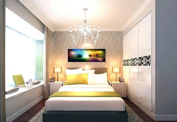 卧室布置和收纳技巧