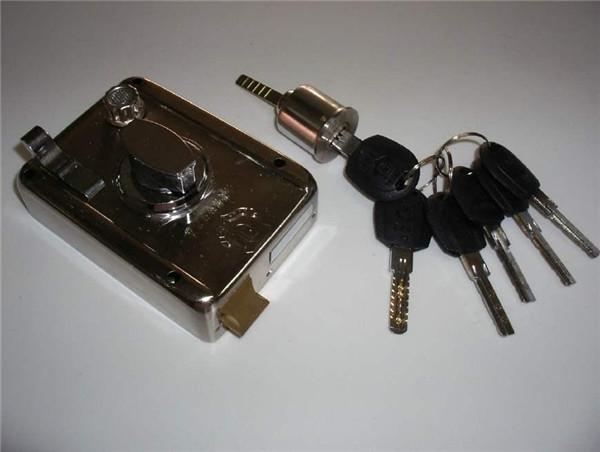 防盗门钥匙