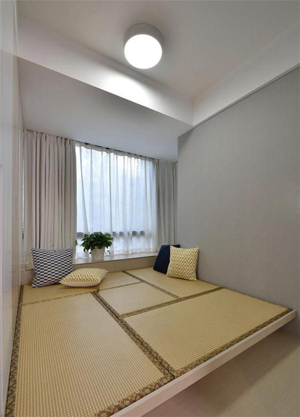 106平米三室两厅装修效果图