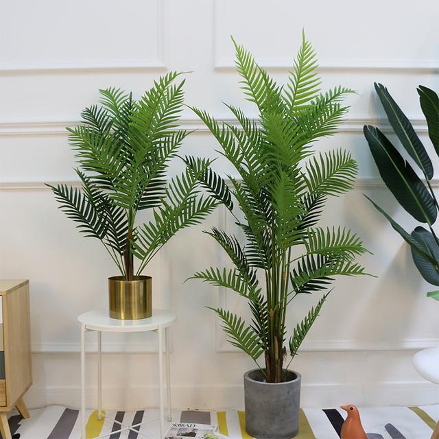 客厅绿植搭配