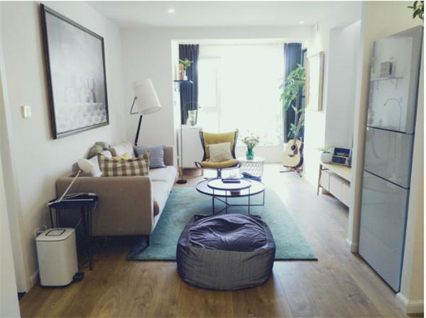 一居室装修效果图