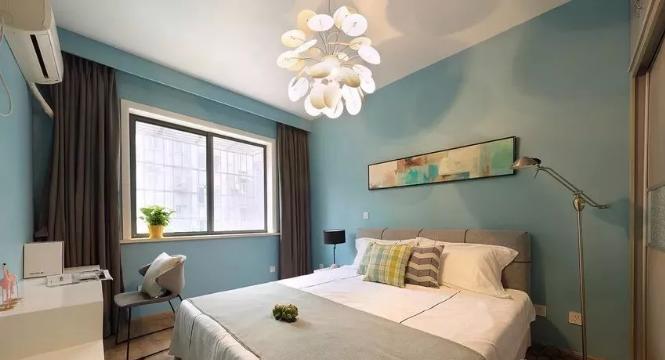 60平小户型卧室改造后