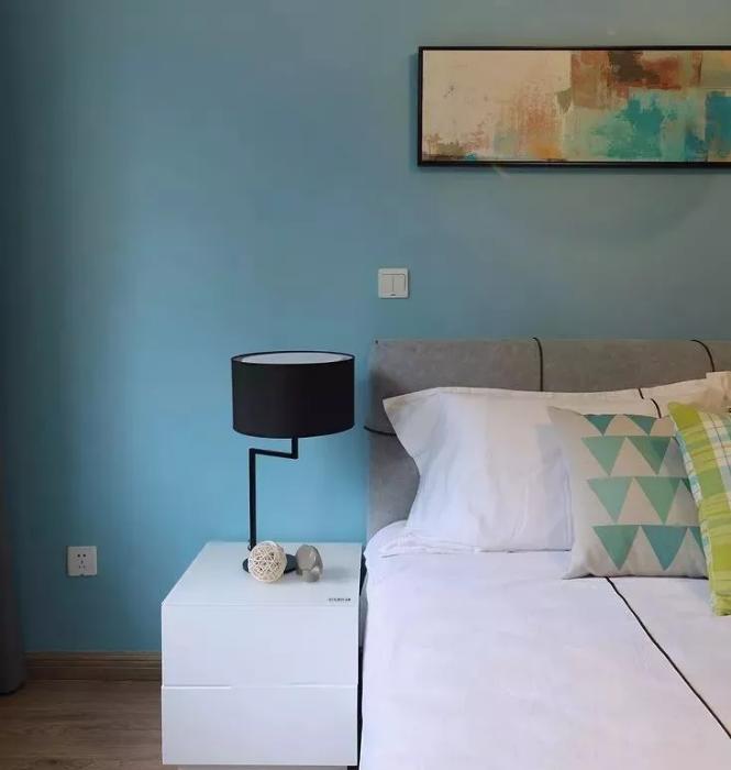 60平小户型卧室细节改造