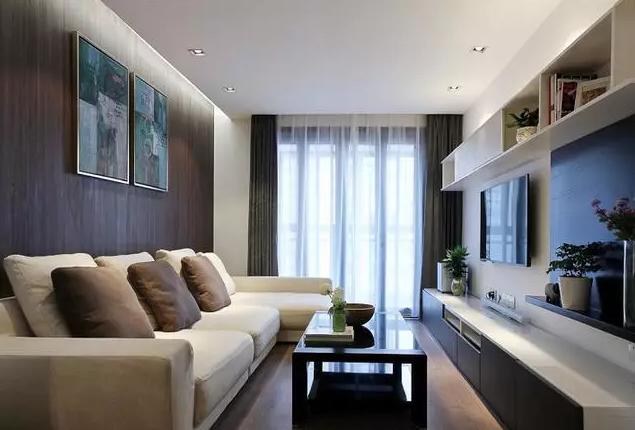 现代风复式新房装修
