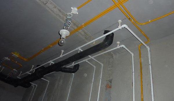 水电工程布线一定要横平竖直吗