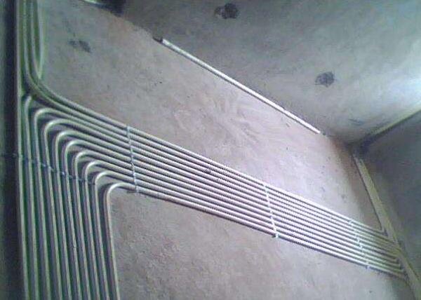 水电工程布线