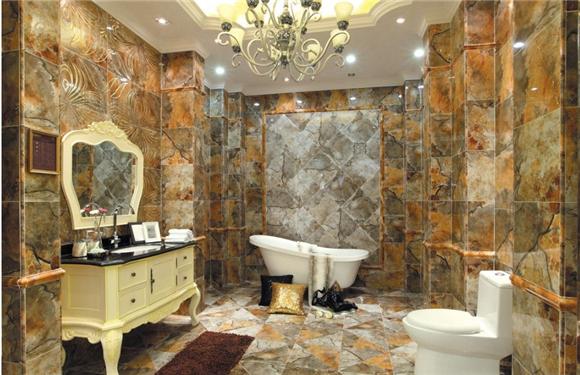 卫浴洁具产品方面