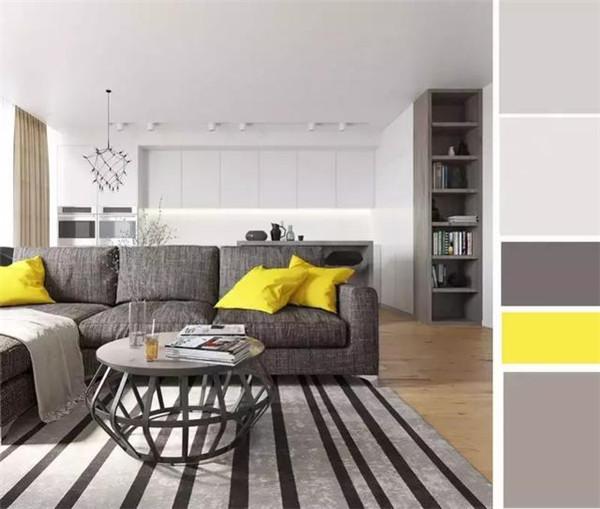 家居配色方案