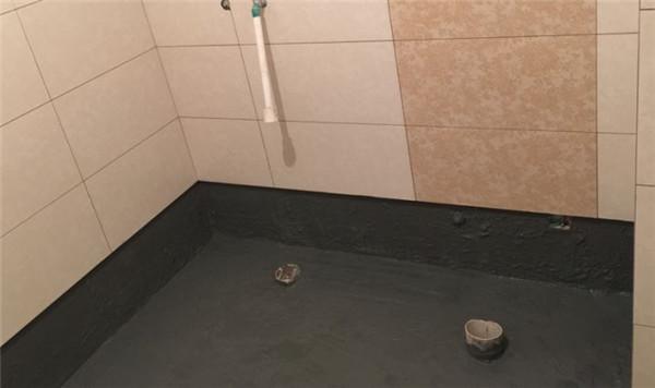 家庭装修防水施工
