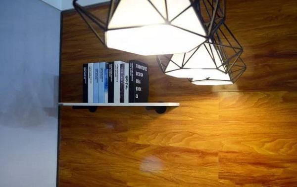 90平米两室一厅装修案例