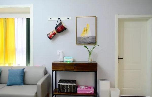 90平米两室一厅装修设计