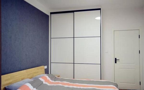 90平米两室一厅卧室装修