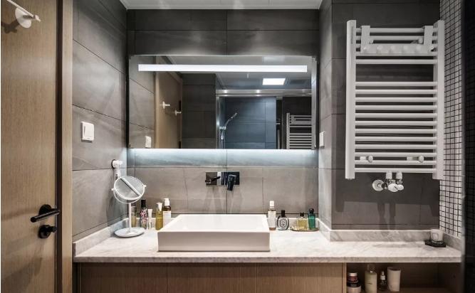 75㎡二手房卫生间改造