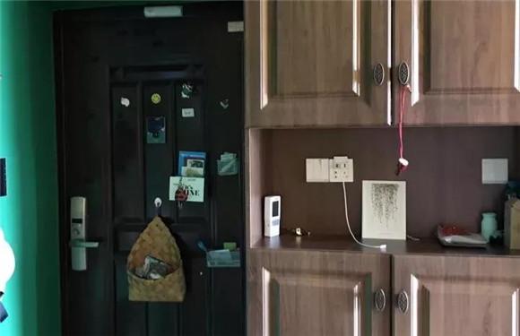 玄关开关插座布局