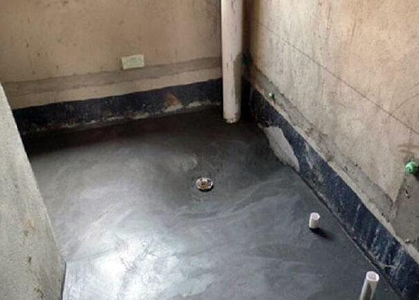 家庭防水工程怎么施工