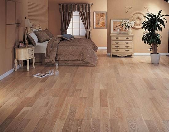 实木地板保养措施
