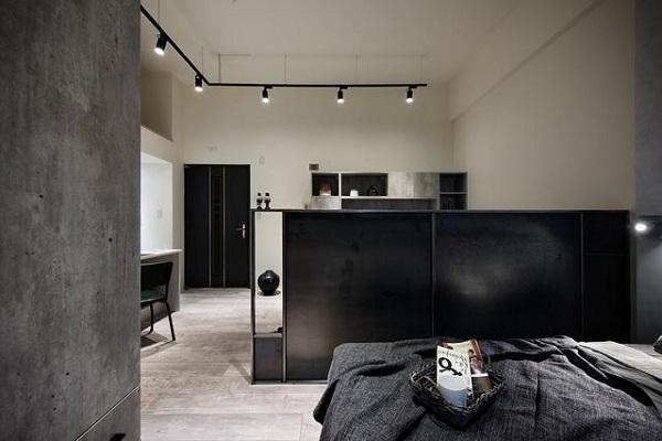 loft工业风格装修