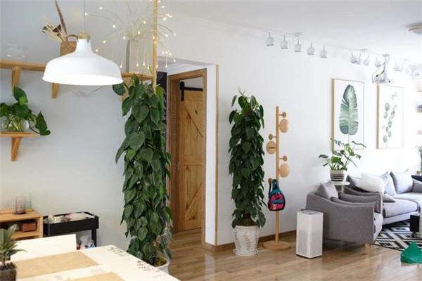 120平米三室两厅装修