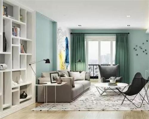 家居风格颜色搭配的不同