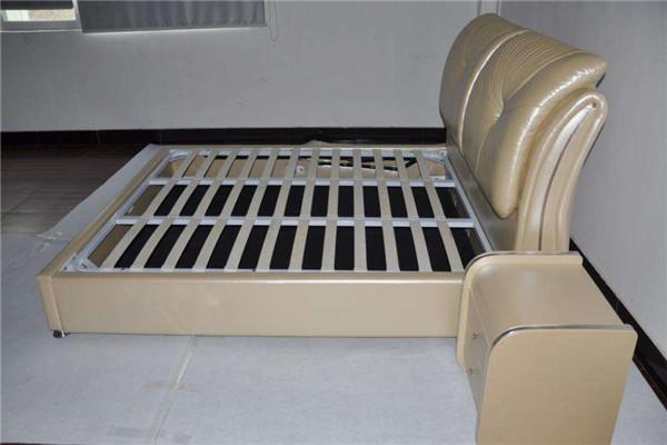 排骨架床选购床垫注意要点