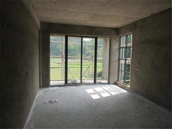 毛坯房前期设计