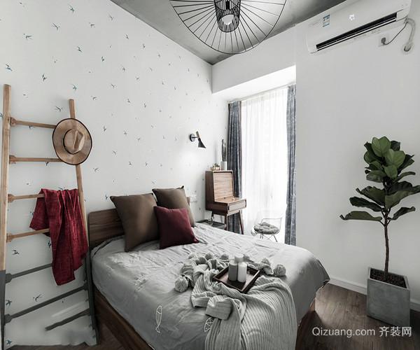 8平方小卧室实用装修图 简约小卧室装修小妙招