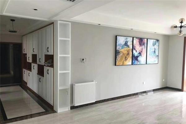 150平3房简欧硬装之客厅