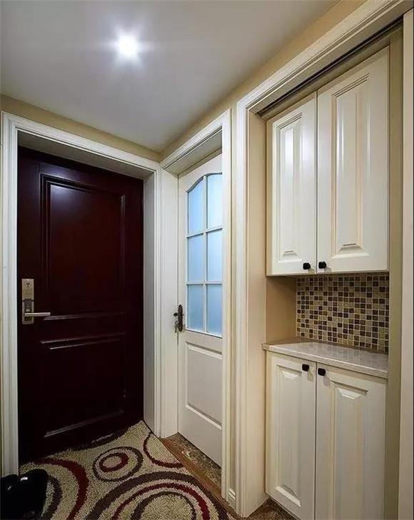 88㎡现代美式小户型卫生间装修