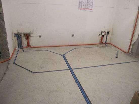 家装水电工程施工标准