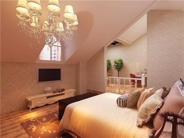 复式房卧室装修