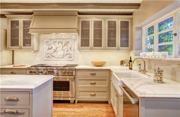 厨房装修建材