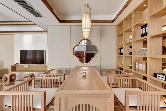 160平米日式风格装饰设计