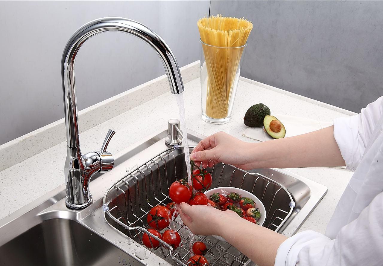 小厨房选单水槽实用