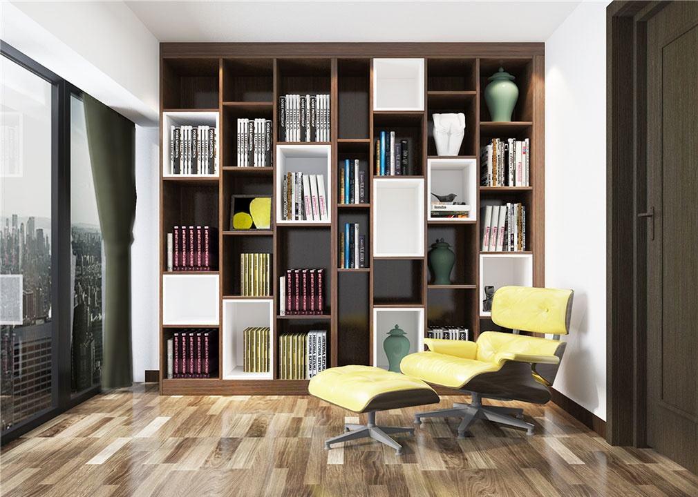 新房5大主打区域之书房