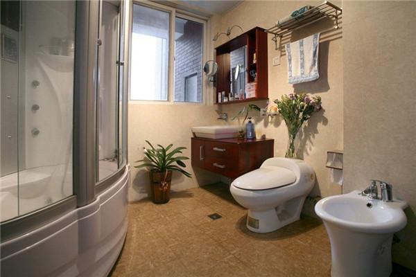 新房5大主打区域之卫生间