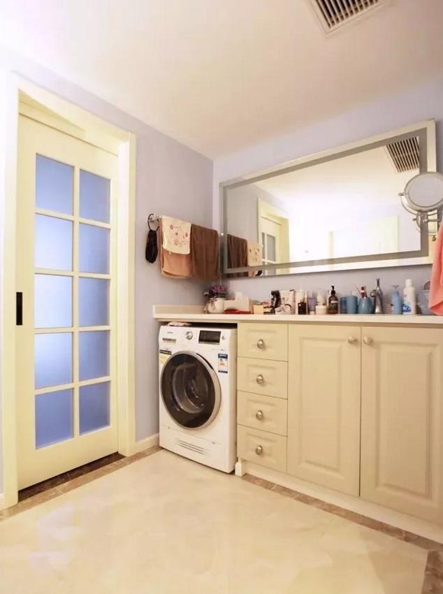 洗衣机最佳摆位位置5
