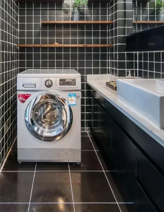 洗衣机最佳摆位位置6