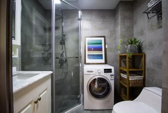 洗衣机最佳摆位位置8