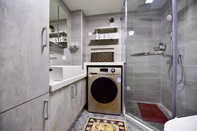 洗衣机最佳摆位位置9