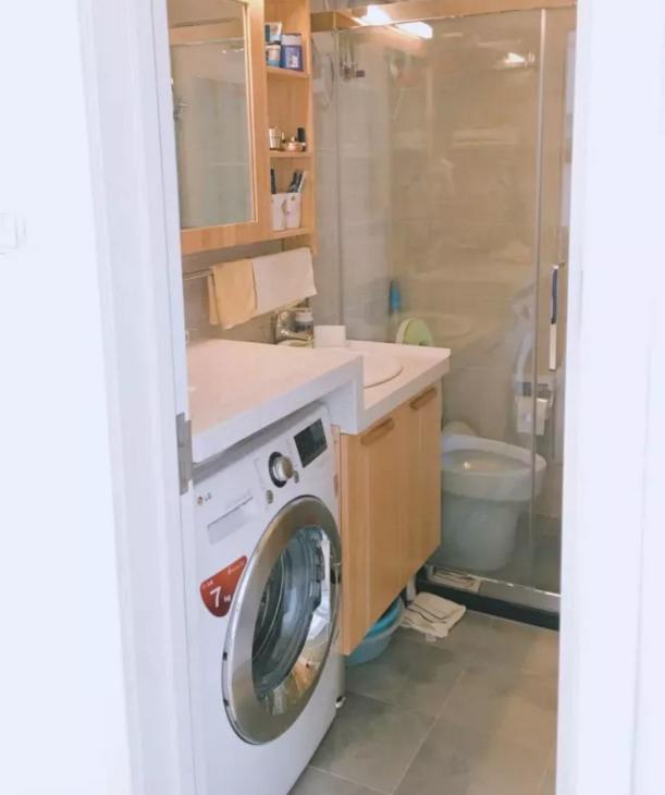 洗衣机最佳摆位位置12