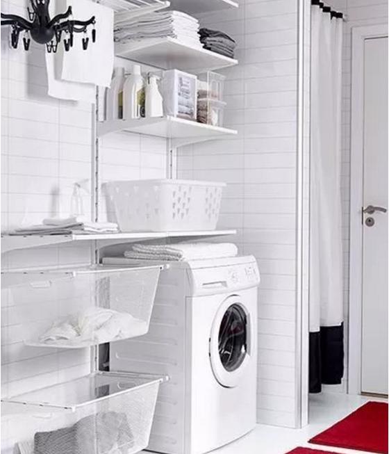 洗衣机最佳摆位位置14
