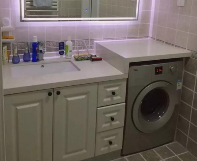 洗衣机最佳摆位位置17