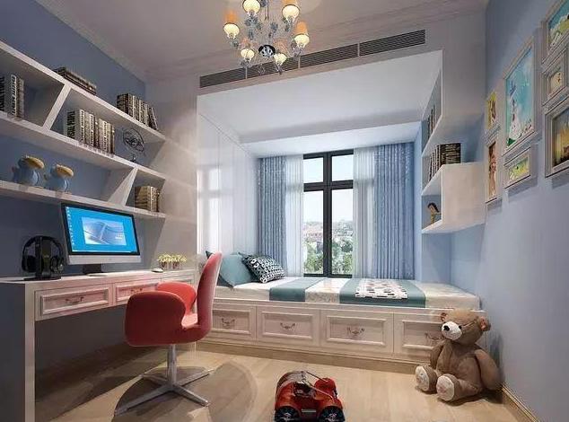 儿童房装修设计效果图赏析
