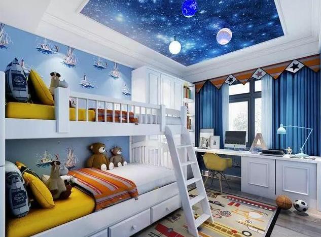 儿童房装修设计