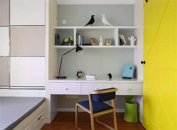 120平米三居室新房装修效果图