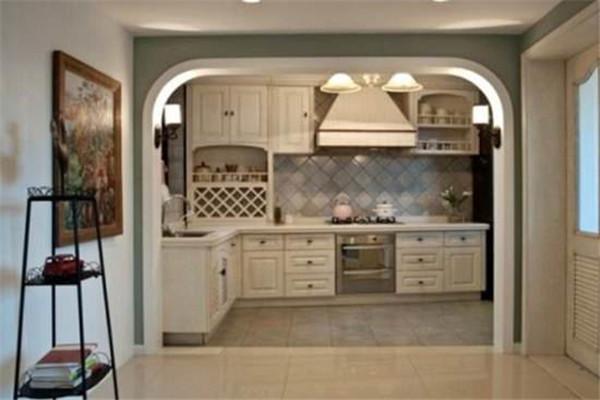 62平小户型装修预算之厨房浴室预算