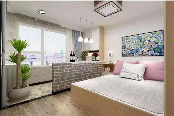 62平小户型装修预算之卧室装修预算