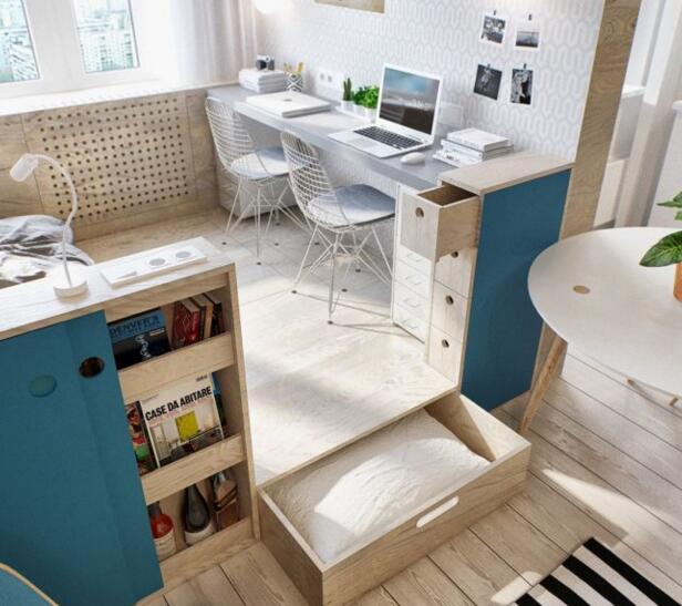 小户型空间增大技巧