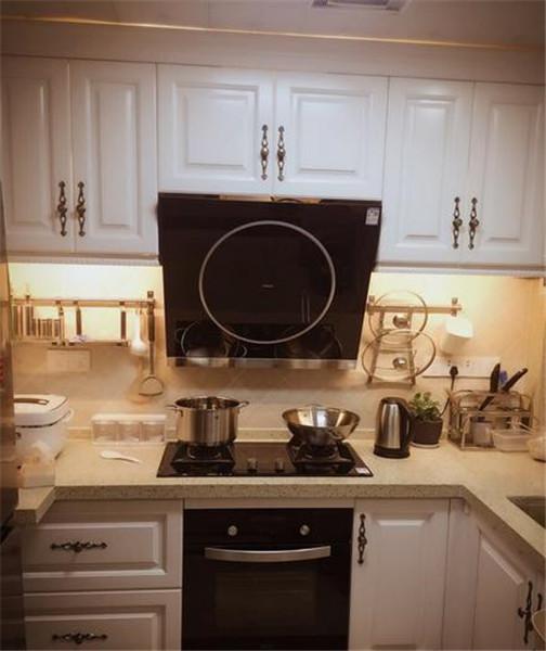 LOFT大户型厨房装饰